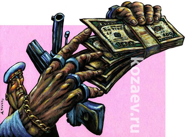 Барыш profit темур козаев карикатура temur kozaev cartoon caricature