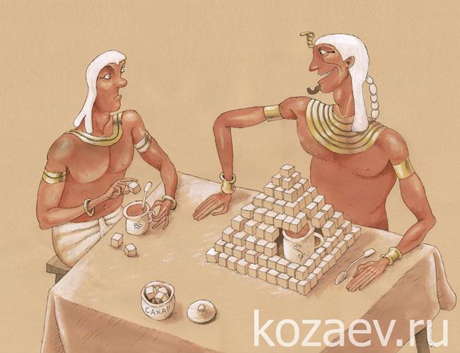 Картинки по запросу фараон карикатура