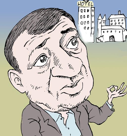 Аркадий Ротенберг Arkady Rotenberg темур козаев карикатура temur kozaev cartoon