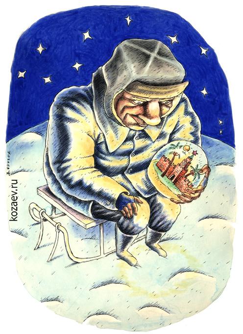 жаркая зима в Москве