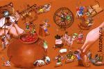 У циклопа карикатура темур тимур козаев cartoon caricature temur kozaev